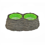 Pangea Bottle Cap Food Dish