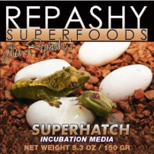 reptile incubation superhatch